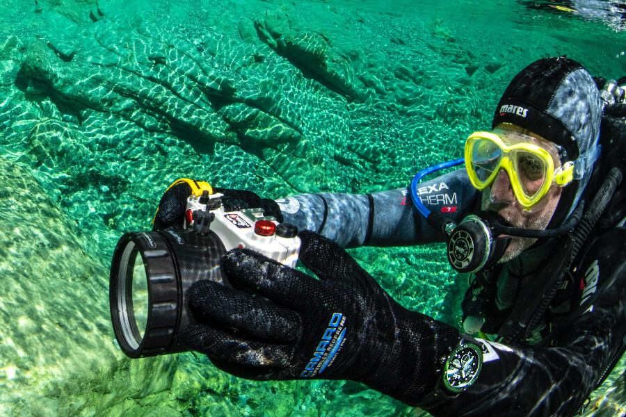 Blancpain Bathyscaphe Chronographe Flyback Green Dial Watch Review