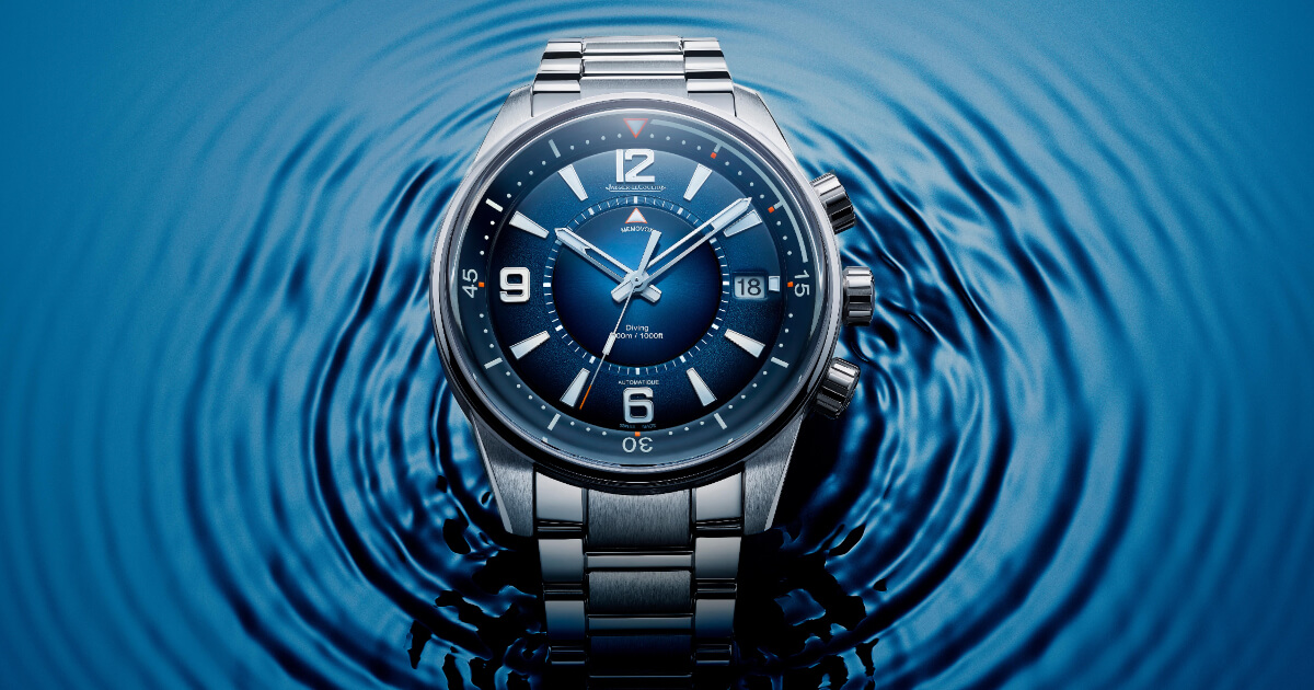Introducing The Jaeger-LeCoultre Polaris Mariner Memovox and Polaris Mariner Date (Price, Pictures and Specifications)