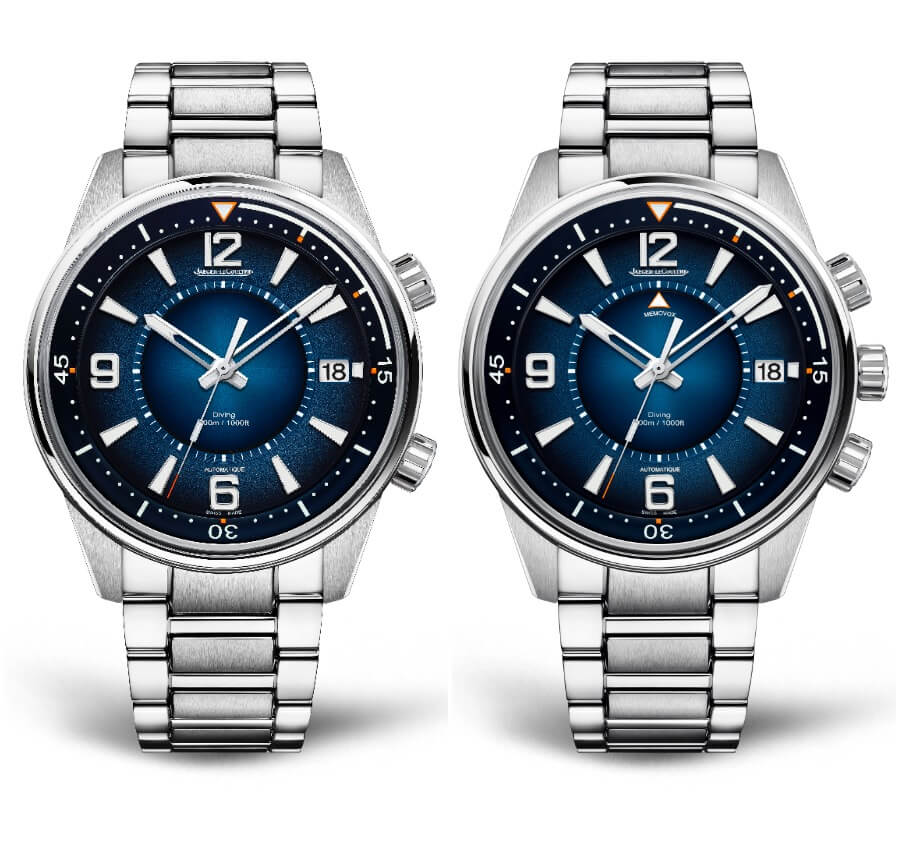 Jaeger-LeCoultre Polaris Mariner Memovox and Polaris Mariner Date