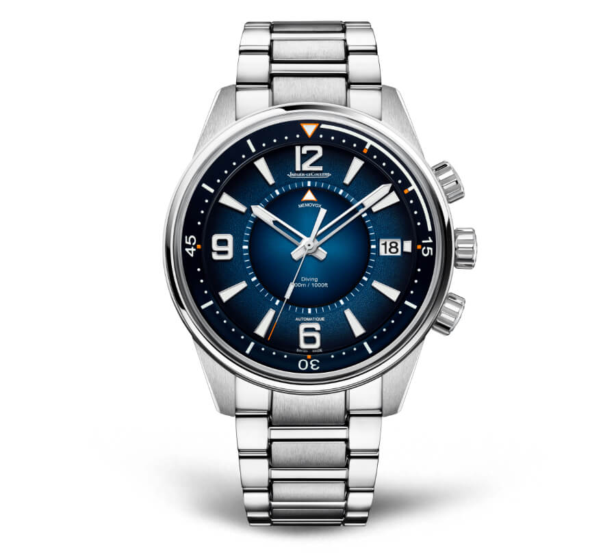 The New Jaeger-LeCoultre Polaris Mariner Memovox