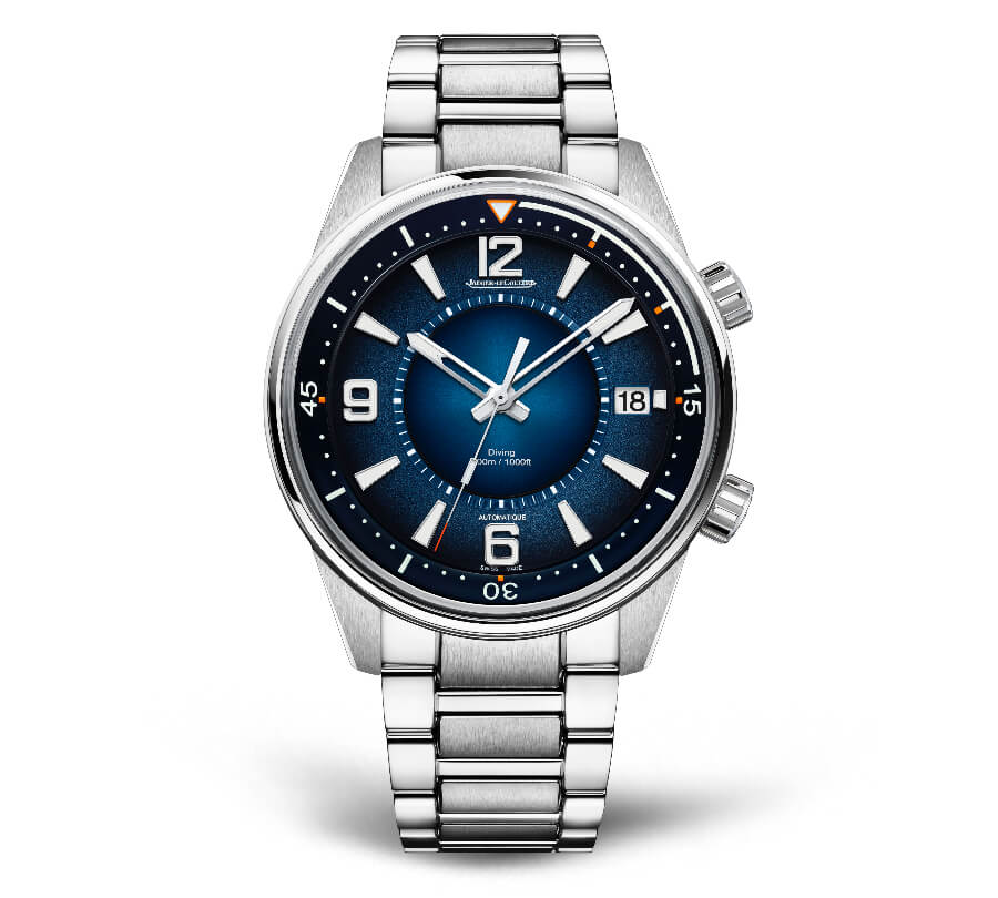 The New Jaeger-LeCoultre Polaris Mariner Date