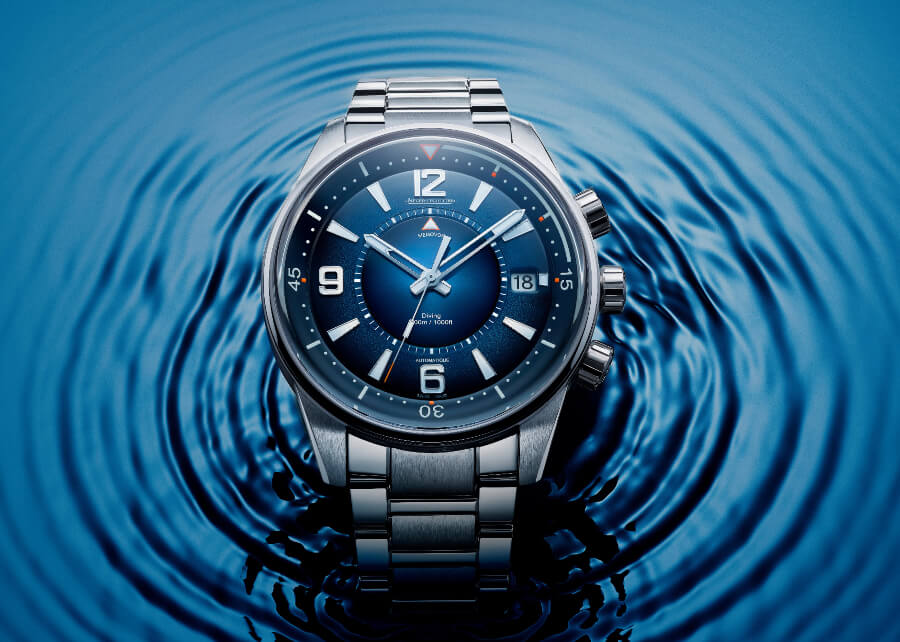 Jaeger-LeCoultre Polaris Mariner Memovox Watch Review