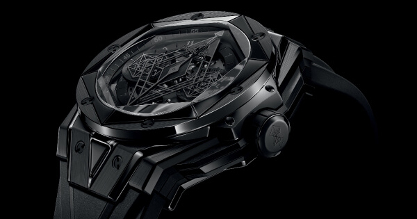 Hublot Big Bang Unico Sang Bleu II All Black (Price, Pictures and Specifications)