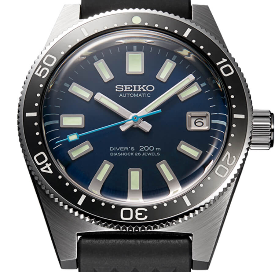 Seiko Prospex Diver 55th Anniversary SLA043J1 Watch Review