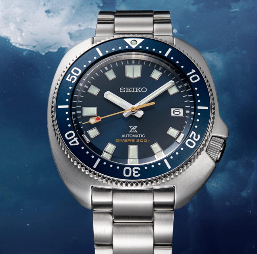 Seiko Prospex Diver 55th Anniversary SPB183J1 Limited Edition
