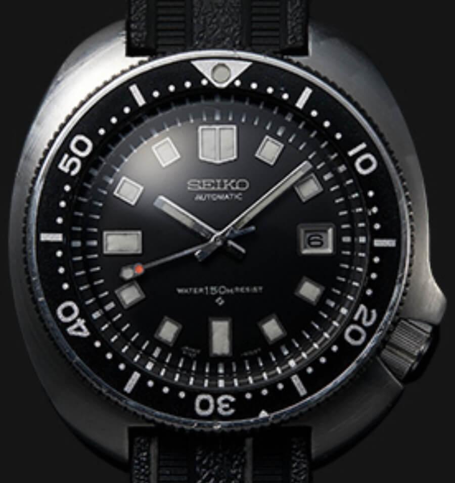 Vintage Seiko Diver