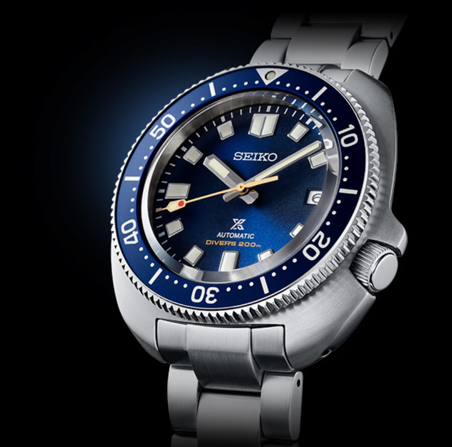 Seiko Prospex Diver 55th Anniversary SPB183J1 Limited Edition Watch Review