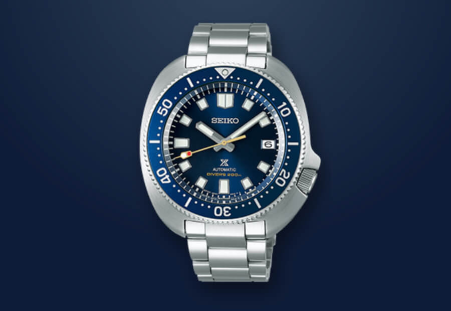 The New Seiko Prospex Diver 55th Anniversary SPB183J1 Limited Edition