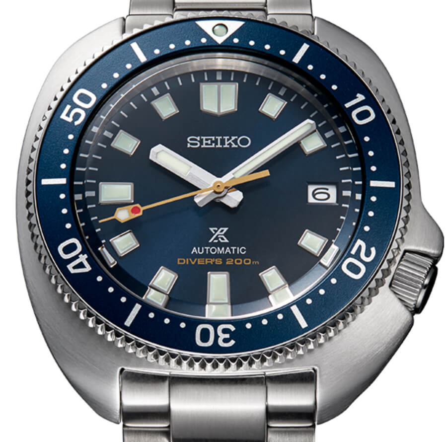 Seiko Prospex Diver 55th Anniversary SPB183J1 Watch Review