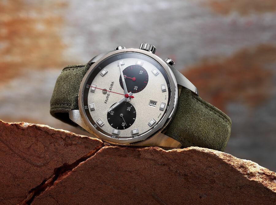 Favre-Leuba Sky Chief Chronograph watch Review