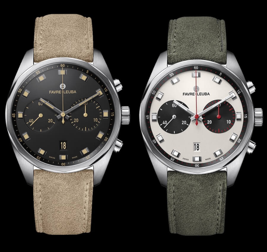 Best Chronograph watch Panda dial
