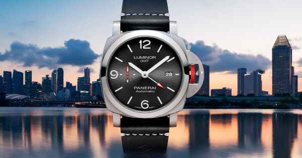 Panerai Luminor GMT ION Special Edition PAM01177 – 44 mm (Price, Pictures and Specifications)