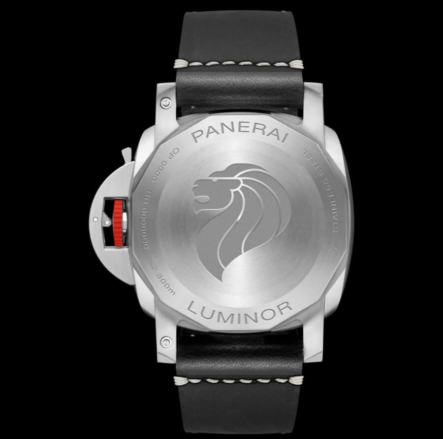 Panerai Luminor GMT ION Special Edition PAM01177 – 44 mm Case Back