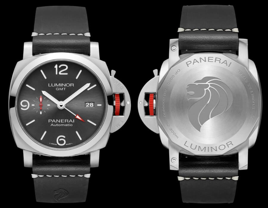 Panerai Luminor GMT ION Special Edition PAM01177 – 44 mm Watch Review