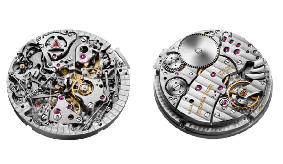 Minute repeater Movement Audemars Piguet