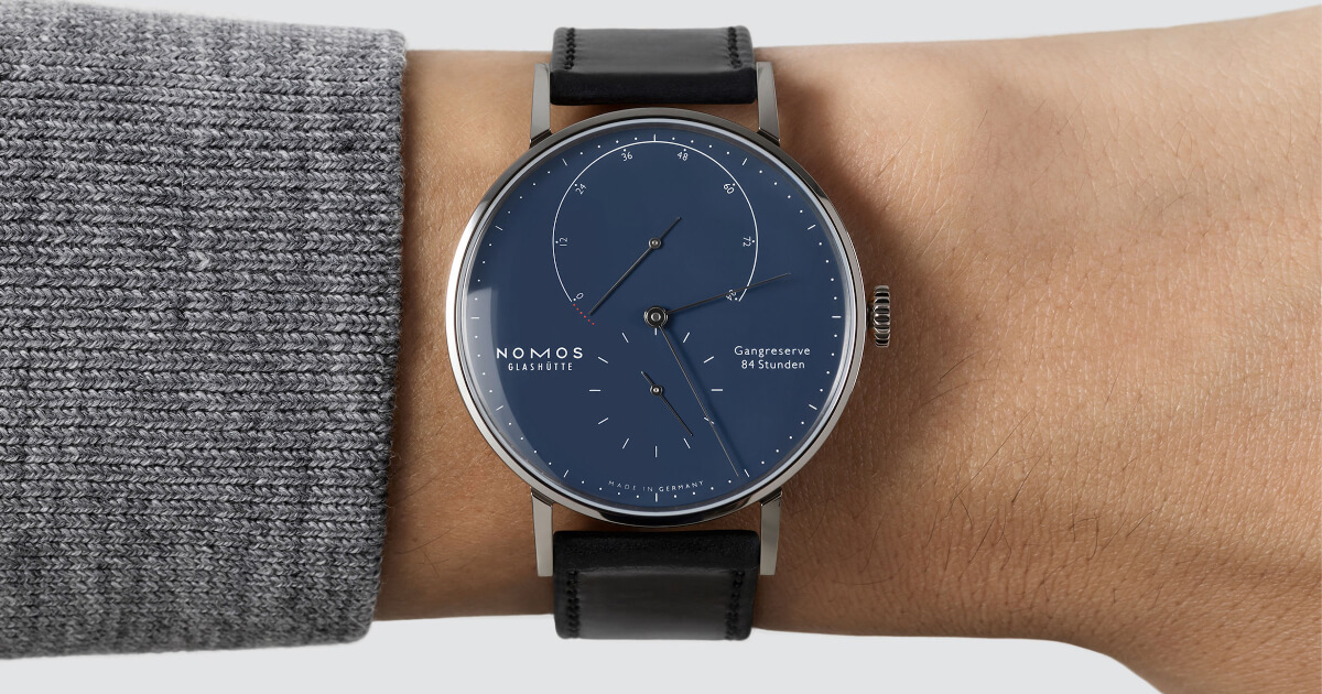 Nomos Lambda 175 Years Watchmaking in Glashütte Limited Edition in Steel (Price, Pictures and Specifications)