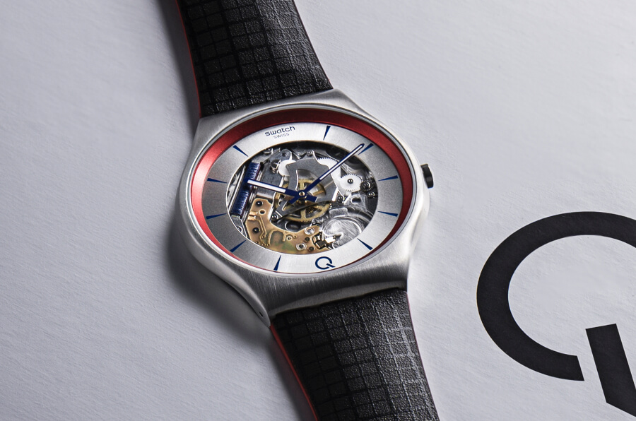 """Swatch ²Q for """"No Time to Die"""" Watch Review"""