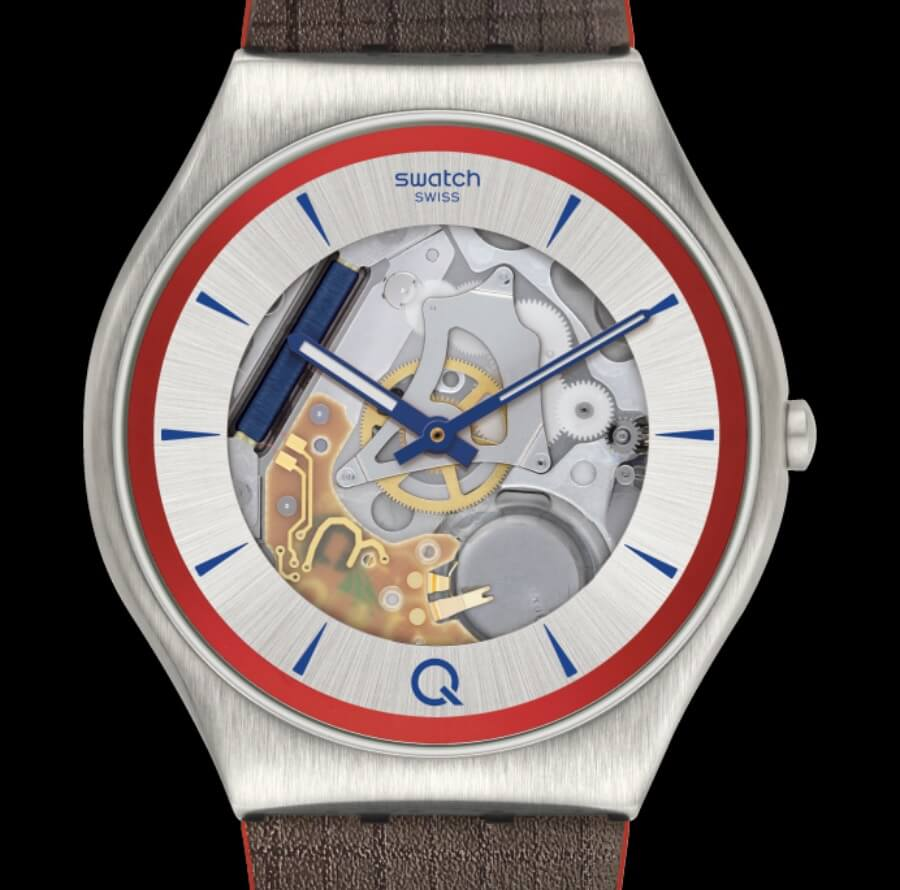 Swatch James Bond Watch
