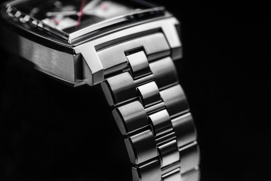 TAG Heuer Monaco Chronograph 39 mm Calibre Heuer 02 Automatic Bracelet