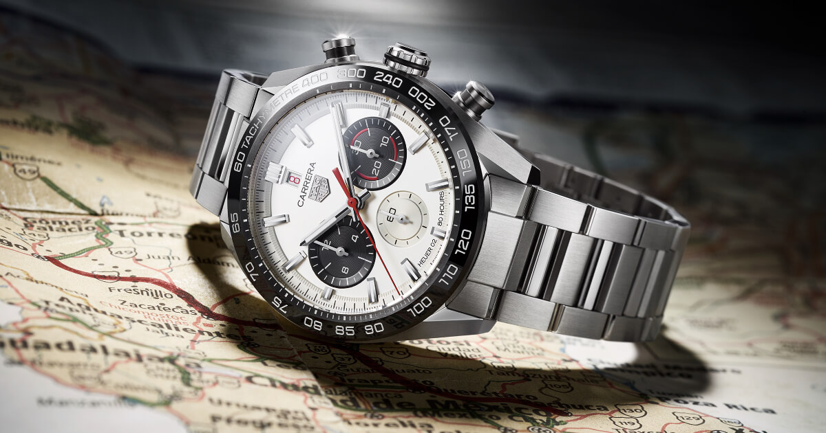 TAG Heuer Carrera Sport Chronograph 160 Years Special Edition (Price, Pictures and Specifications)