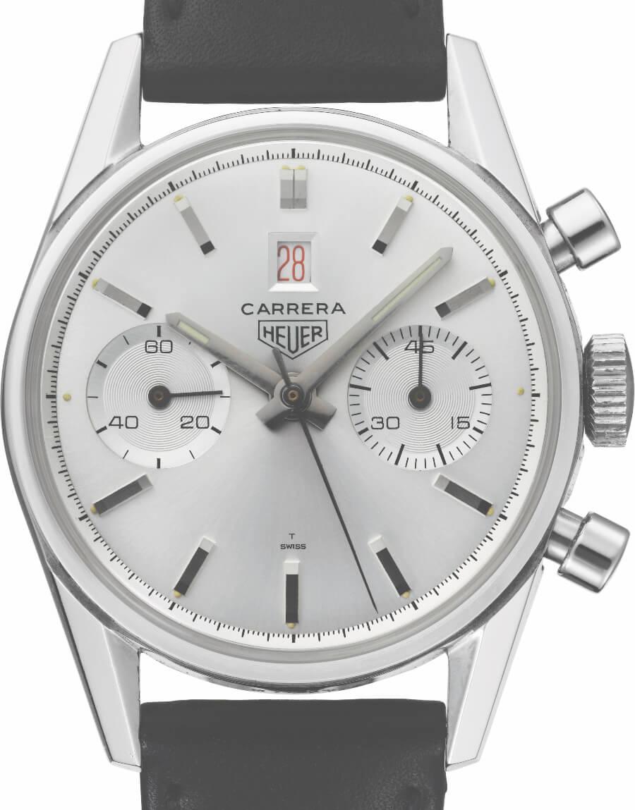 """1965 Heuer Carrera """"Dato 45"""""""