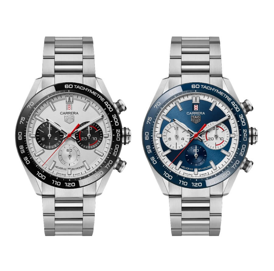 The New TAG Heuer Carrera Sport Chronograph 160 Years Special Edition