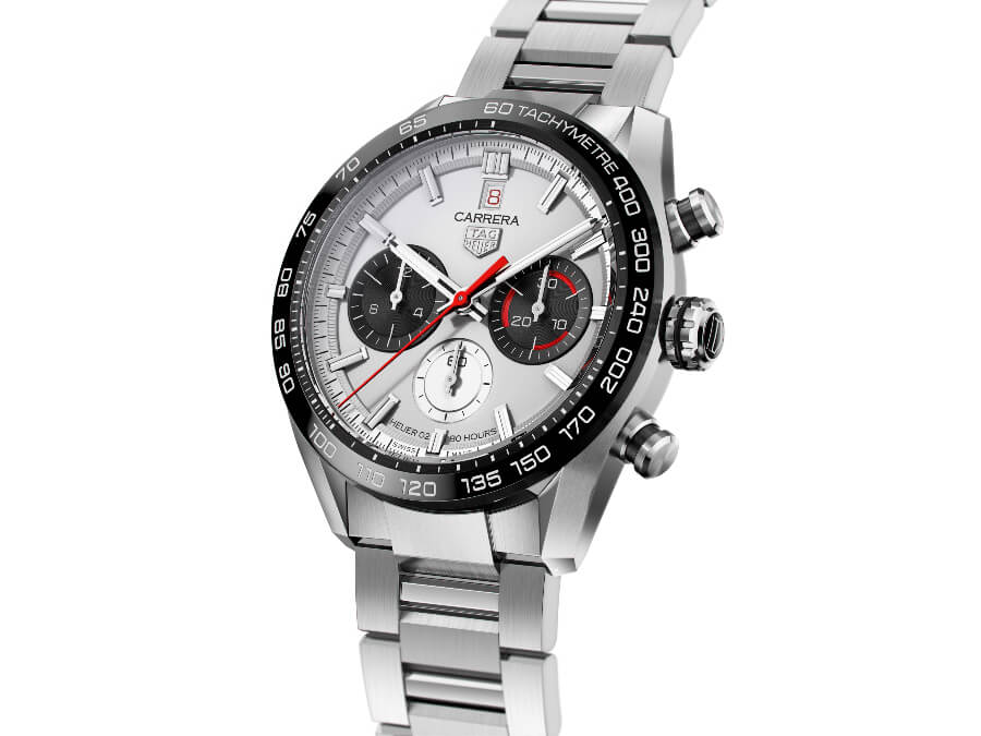 TAG Heuer Carrera Sport Chronograph 160 Years Special Edition Review