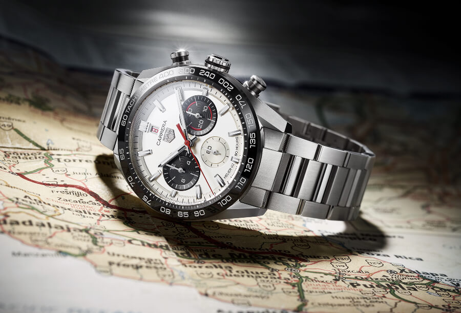 TAG Heuer Carrera Sport Chronograph 44 mm Calibre Heuer 02 Automatic Watch Review