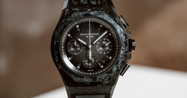Girard-Perregaux Laureato Absolute Crystal Rock (Price, Pictures and Specifications)