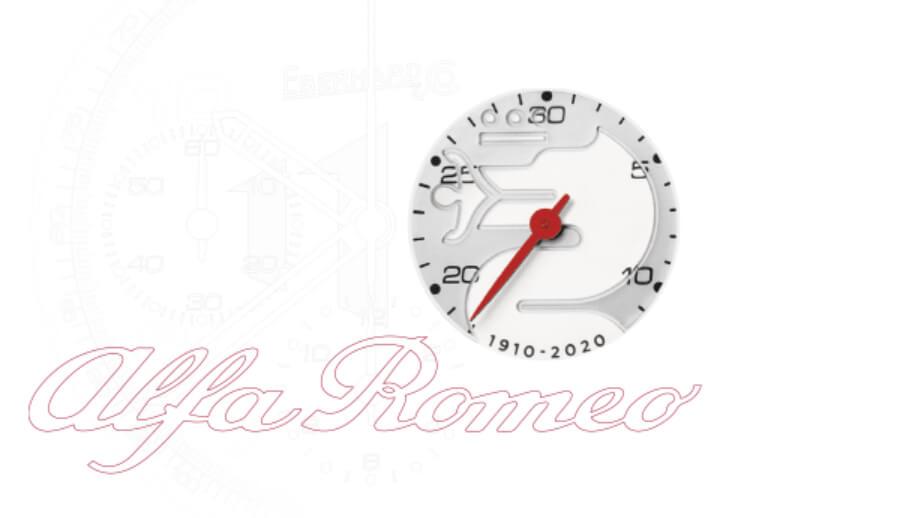 Eberhard & Co. 110th Alfa Romeo Anniversary Chronograph Limited Edition