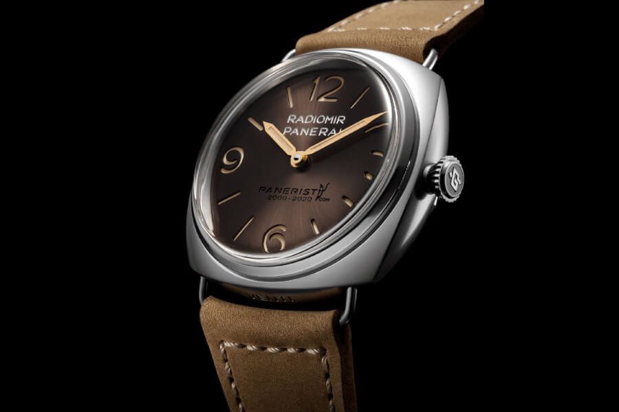 Panerai Paneristi.com watch