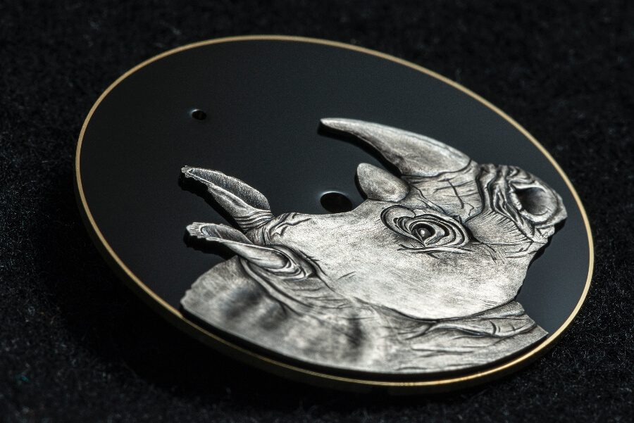 Speake-Marin Art-Series Rhinoceros