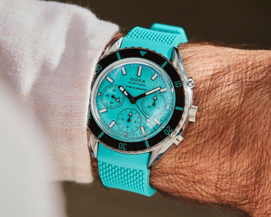 Doxa SUB 200 C-Graph Watch Review