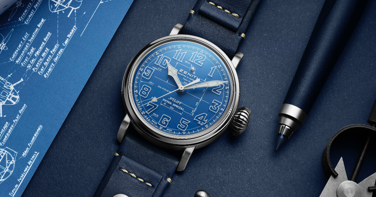 Zenith Pilot Type 20 Blueprint (Price, Pictures and Specifications)