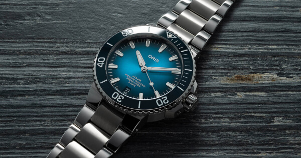 Oris Aquis Date Calibre 400 (Price, Pictures and Specifications)