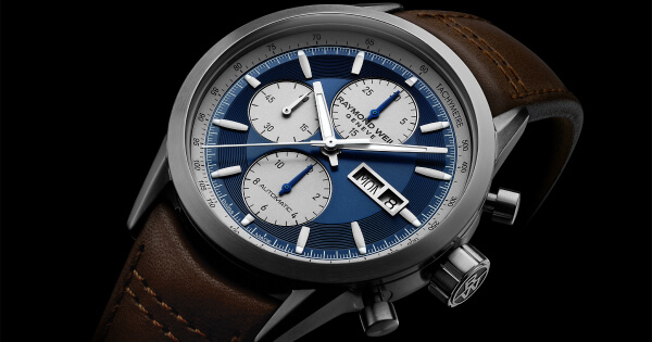 Raymond Weil Freelancer Chronograph Deep Blue Satin Dial (Price, Pictures and Specifications)