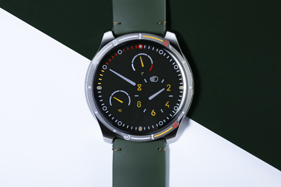 Ressence Type 5X Men watch