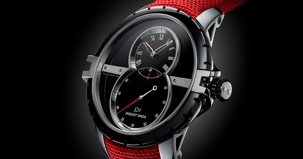Jaquet Droz SW Steel-Ceramic (Price, Pictures and Specifications)