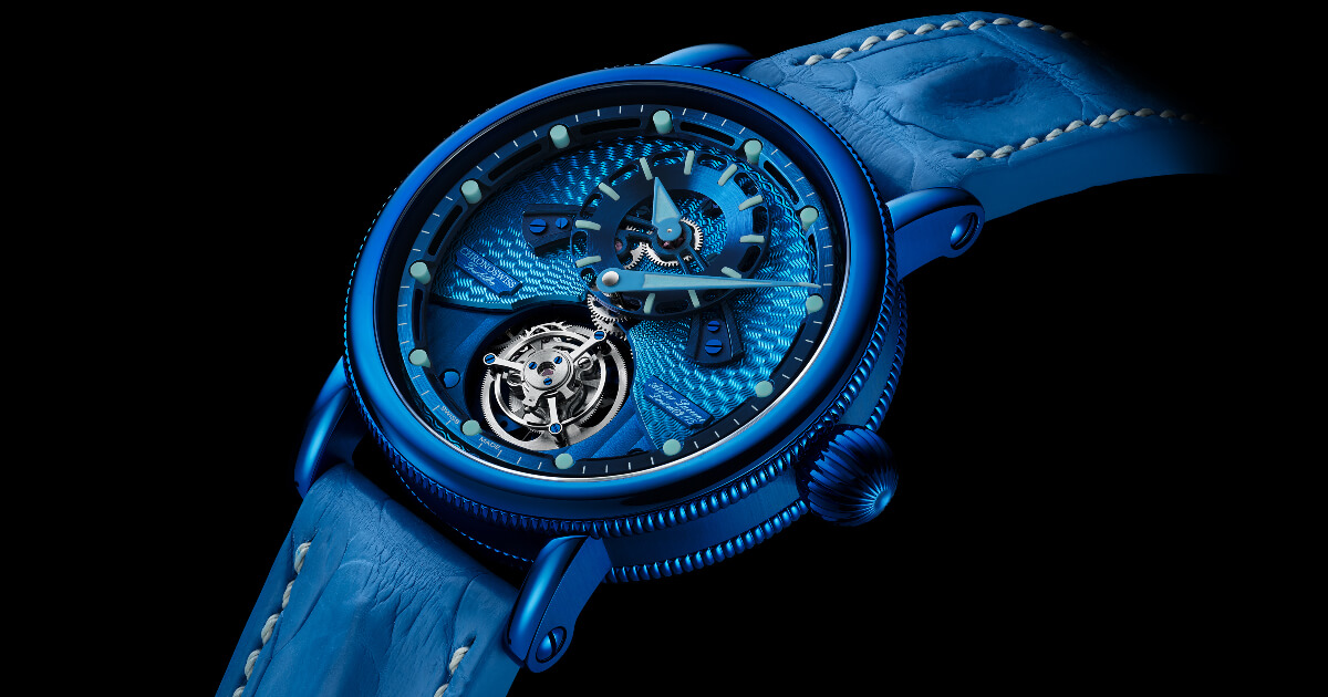 Chronoswiss Open Gear Tourbillon (Price, Pictures and Specifications)