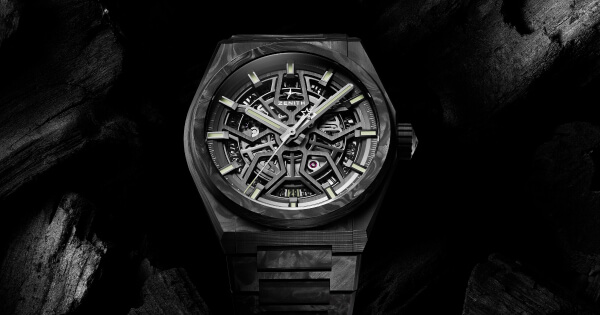 Zenith Defy Classic Carbon (Price, Pictures and Specifications)