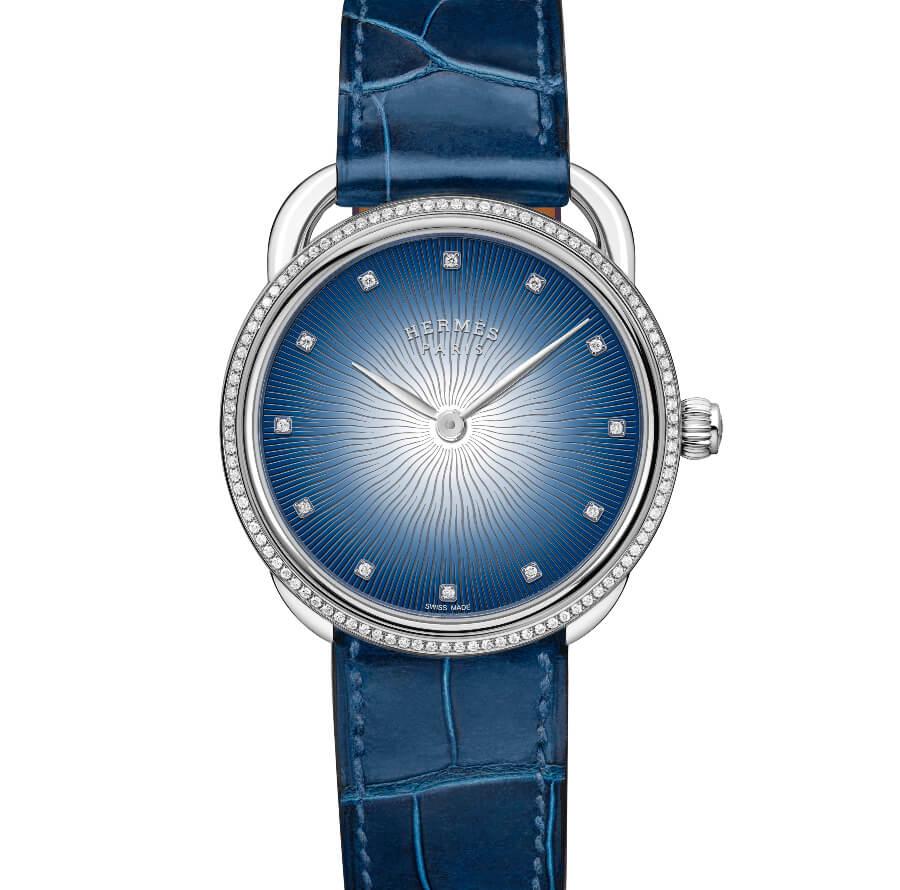 Hermes Arceau Soleil Watch
