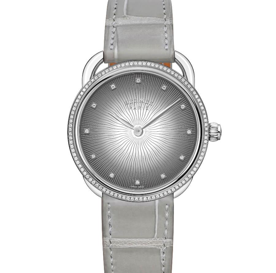 Hermes Diamond Women Watch
