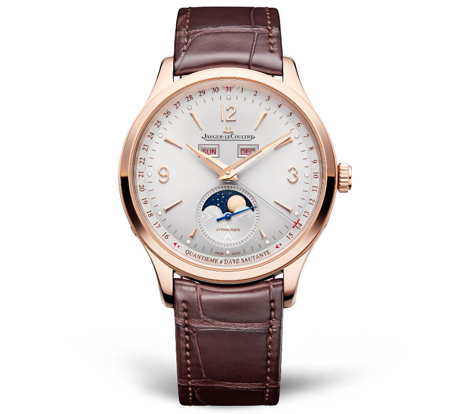 Jaeger-LeCoultre Master Control Calendar Pink Gold