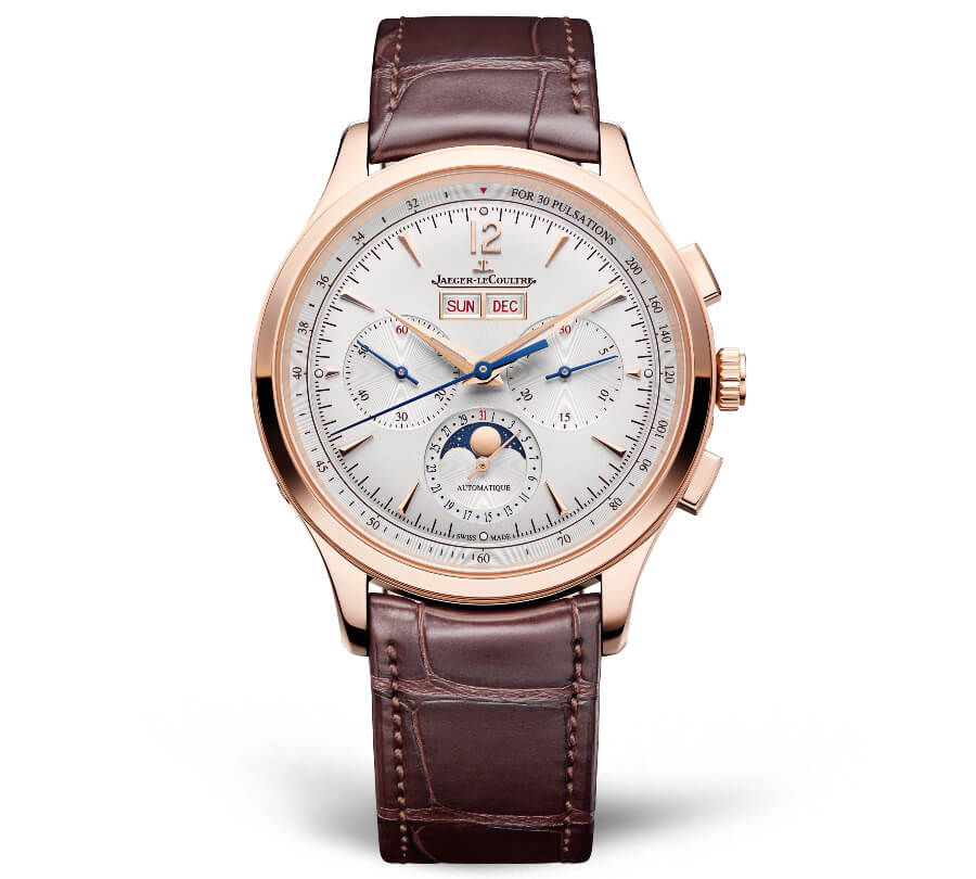 Jaeger-LeCoultre Chronograph Dress Watch