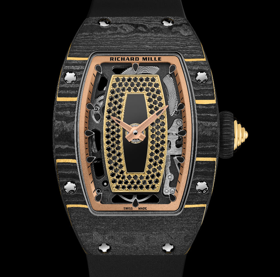 Richard Mille RM 07-01 Gold Carbon TPT