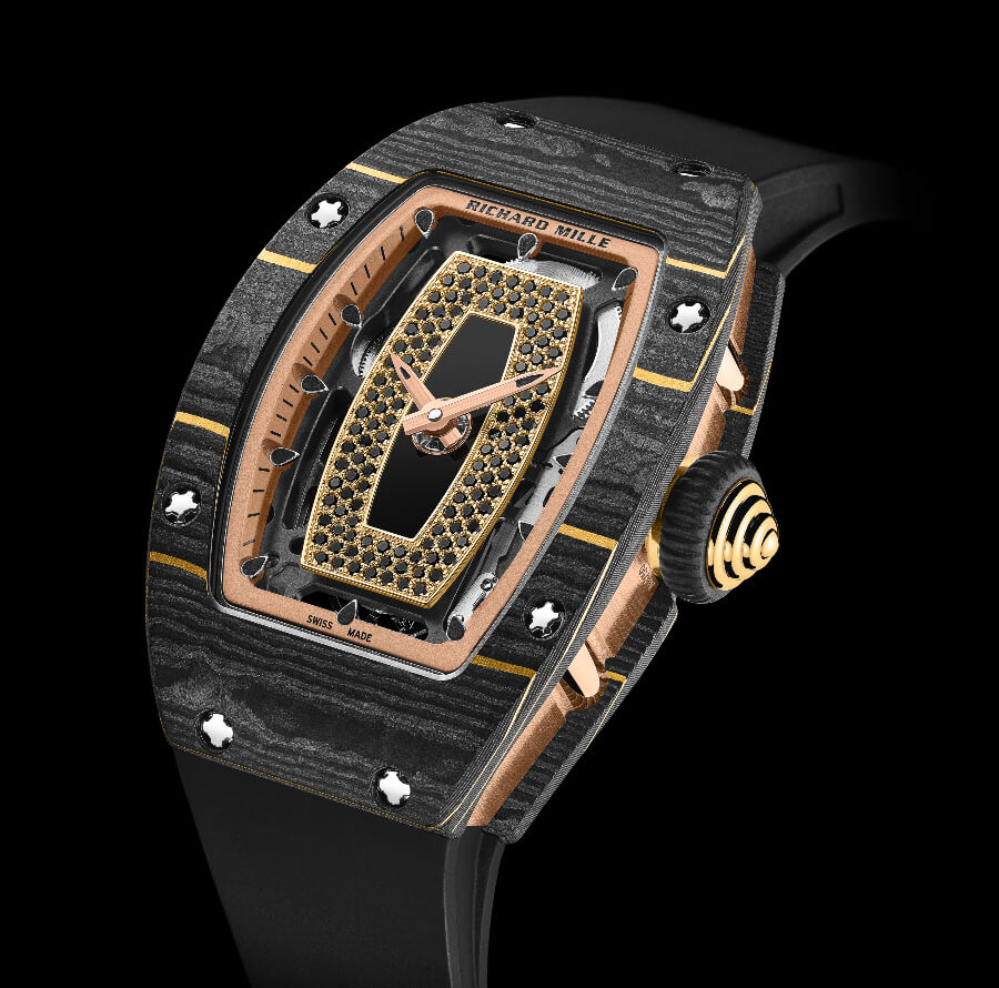 Ladies Watches Richard Mille