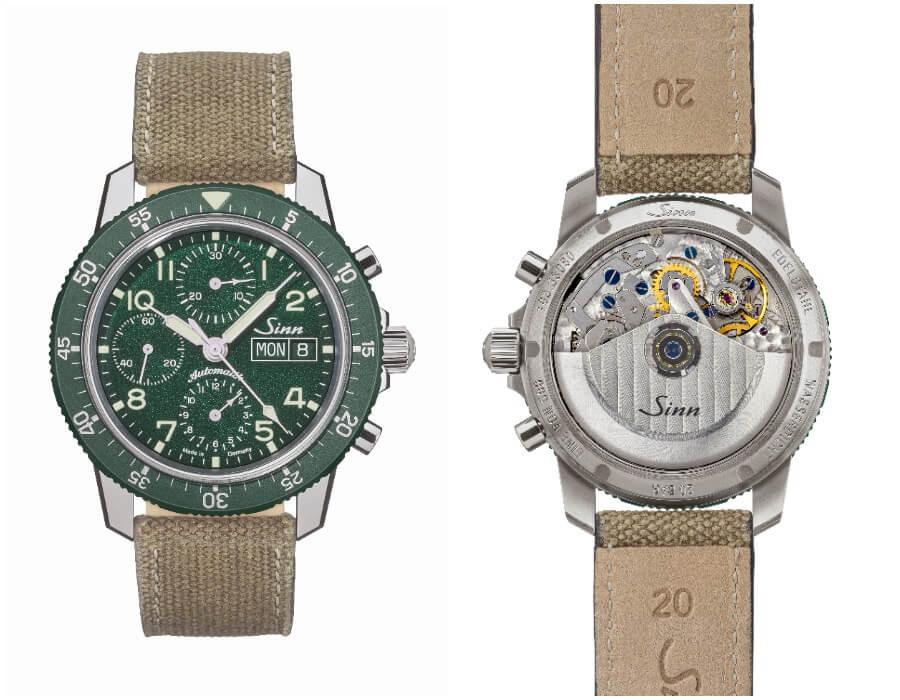 Sinn 103 Sa G Pilot Watch Chronograph