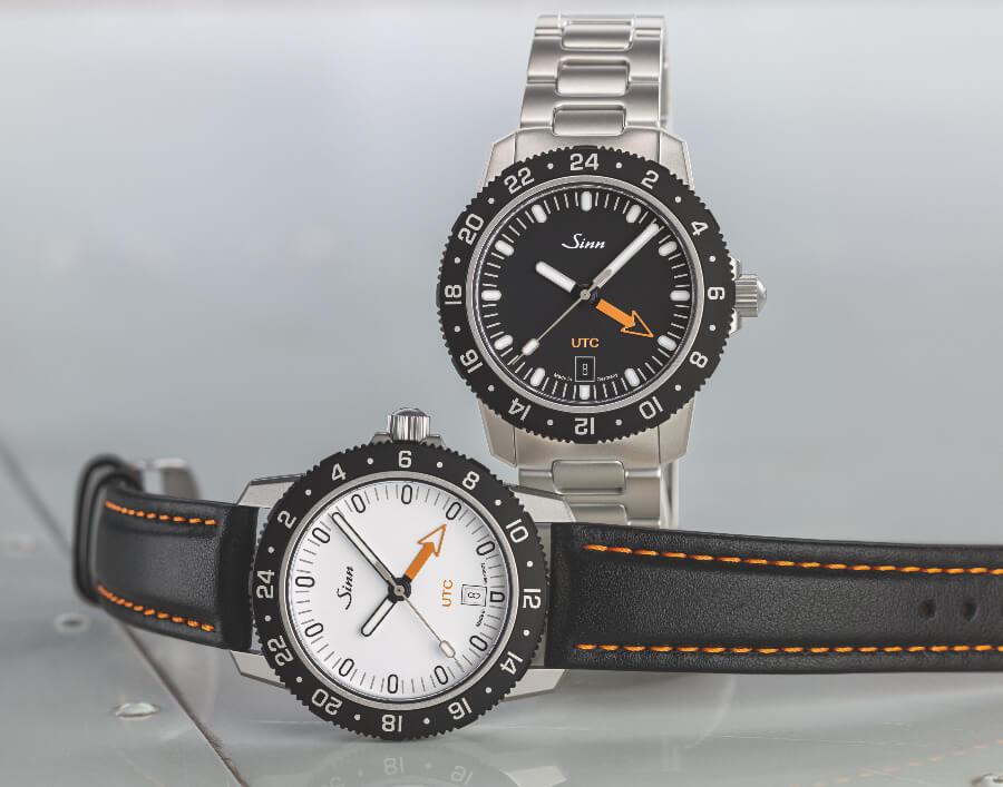 Sinn 105 St Sa UTC and 105 St Sa UTC W Watch Review