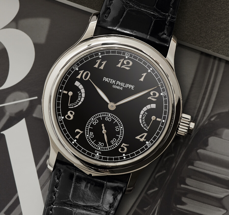 Patek Philippe Grande Sonnerie 6301P Watch Review