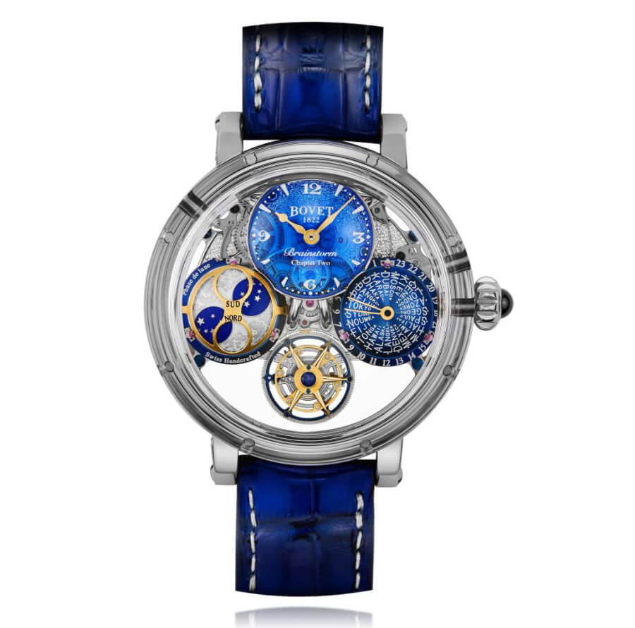 Bovet 1822 Récital 26 Brainstorm Chapter 2